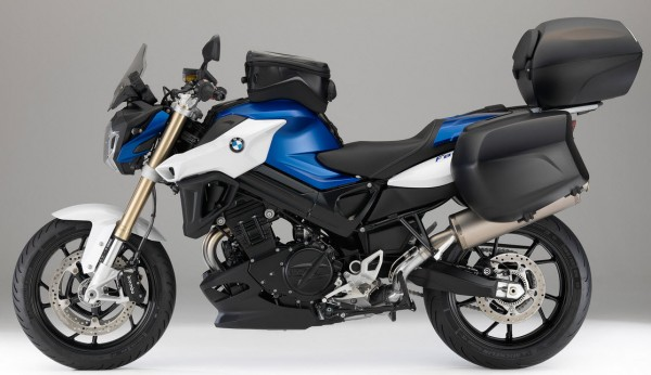 2015 BMW F800R with Accessories