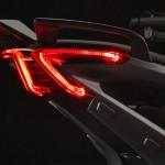 2015 MV Agusta Turismo Veloce 800 Taillight