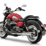 2015 Moto Guzzi California Eldorado Red