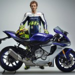 2015 Yamaha YZF-R1 and Valention Rossi