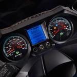 2015 Kymco Agility Maxi 300i Instrument Display