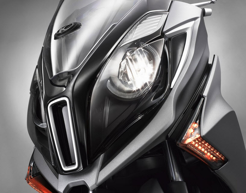 2015 kymco downtown 350i headlight at cpu hunter all. Black Bedroom Furniture Sets. Home Design Ideas