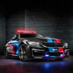 2015 BMW M4 Coupe Official MotoGP Safety Car