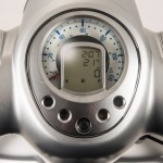 2015 Peugeot Django Sport 150 Display