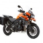 2015 Triumph GlobeBusters Tiger Explorer XC Special Edition