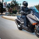 2015 Yamaha TMAX In Action