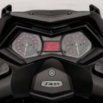 2015 Yamaha TMAX Instrument Display