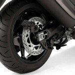 2015 Yamaha TMAX Rear Wheel