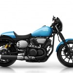 2015 Yamaha XV950 Racer Glacier Blue_1