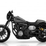 2015 Yamaha XV950 Racer Matt Grey_3