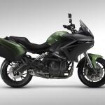 2015 Benelli BN 600GT Green