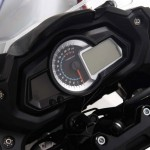2015 Benelli BN 600GT Instrument Display