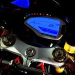 2015 MV Agusta F4 RC Instrument Display