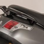 2015 Peugeot Vivacity 125 RS Seat