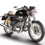 2015 Royal Enfield Continental GT Black Color Option