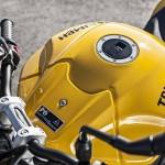 2015 Triumph Speed 94 Fuel Tank