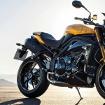 2015 Triumph Speed 94 R Racing Yellow