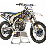 2016 Husqvarna FC250 Factory Race Bike