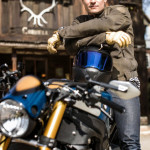 Orlando Bloom Rides a Customised BMW S1000R by DEM