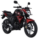 2015 All-New Yamaha Byson FI Red Combat