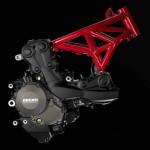 2015 Ducati Monster 1200S Engine