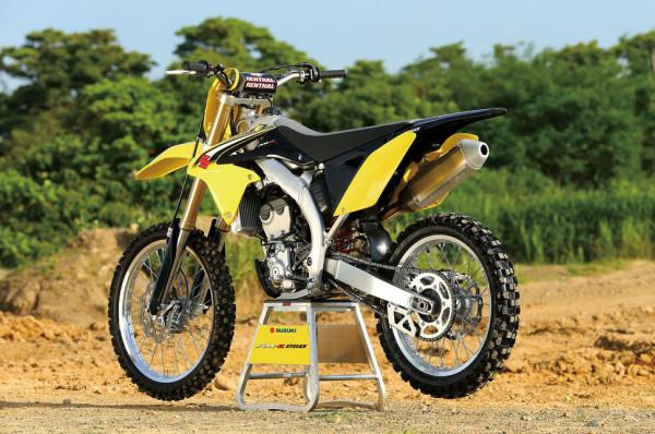 2016 Suzuki RM-Z250 In Action_3
