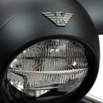 Vespa 946 Emporio Armani Luxurious Scooter Headlamp