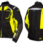2015 Klim Badlands Motorcycle Jacket for Men Yellow
