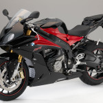 2016 BMW S1000RR Black Storm Metallic and Racing Red Non-metallic