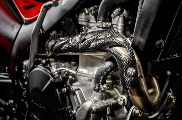 2016 Honda Montesa Cota 300RR Trials Bike Detail