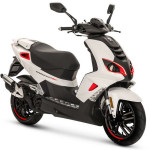 2016 Peugeot Speedfight 4 50cc Scooter