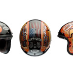 Hart Luck Bell Custom 500 Limited Edition Helmet_1
