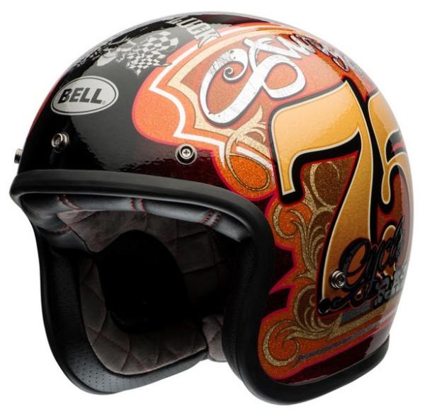 Hart Luck Bell Custom 500 Limited Edition Helmet_2