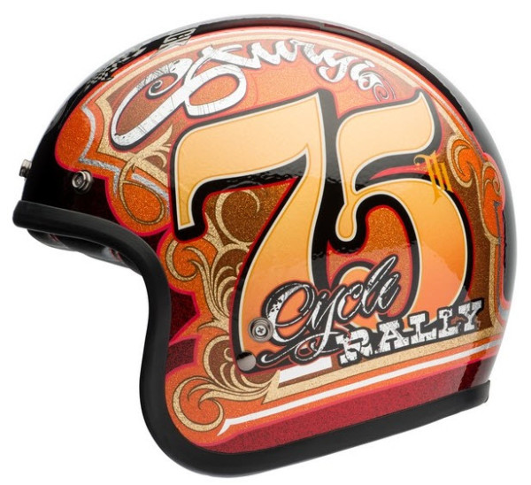 Hart Luck Bell Custom 500 Limited Edition Helmet_4