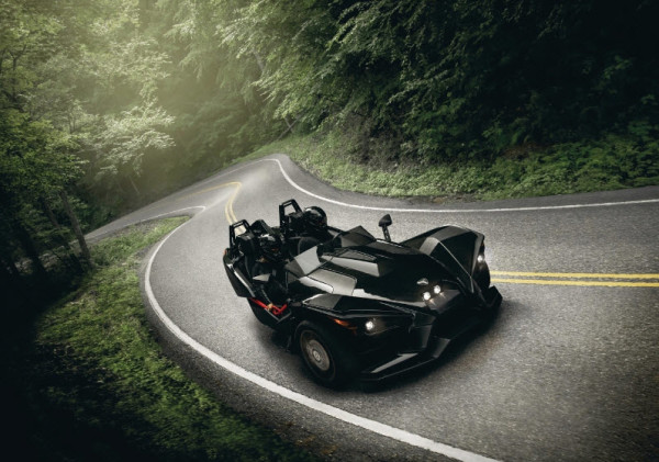 2015 Polaris Slingshot Black Pearl SL Limited Edition