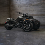 2016 Can-Am Spyder F3-S Triple Black Edition