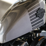 2016 Harley-Davidson Forty-Eight Fuel Tank