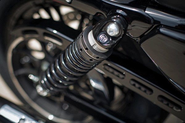 2016 Harley-Davidson Forty-Eight Rear Shock