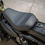 2016 Harley-Davidson Forty-Eight Seat