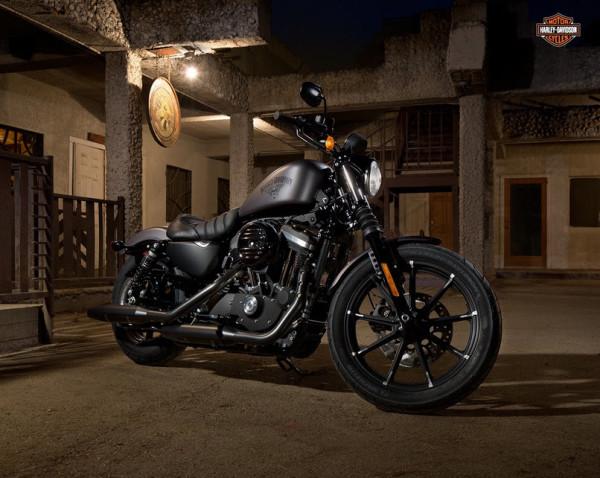 2016 Harley-Davidson Iron 883