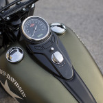 2016 Harley-Davidson Softail Slim S Fuel Tank