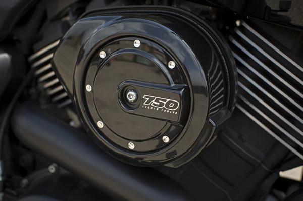 2016 Harley-Davidson Street 750 Revolution X V-Twin Engine
