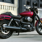2016 Harley-Davidson Street 750 Velocity Red Sunglo