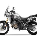2016 Honda CRF1000L Africa Twin Silver