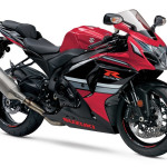 2016 Suzuki GSX-R1000 Commemorative Edition Red and Black