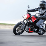 2016 Victory Empulse TT All-Electric Motorcycle In Action