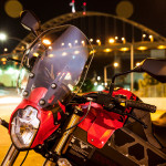 2016 Victory Empulse TT All-Electric Motorcycle Windsheild