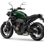 2016 Yamaha XSR700 Forest Green_2