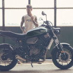 2016 Yamaha XSR700 Retro-styled Streetbike Forest Green_3