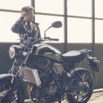 2016 Yamaha XSR700 Retro-styled Streetbike Forest Green_5